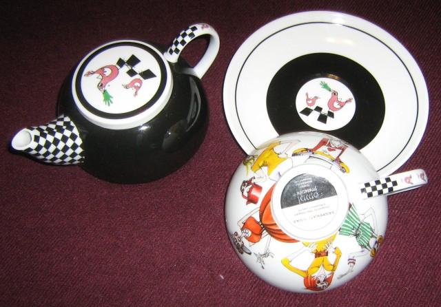 teapot teacup divas birthday