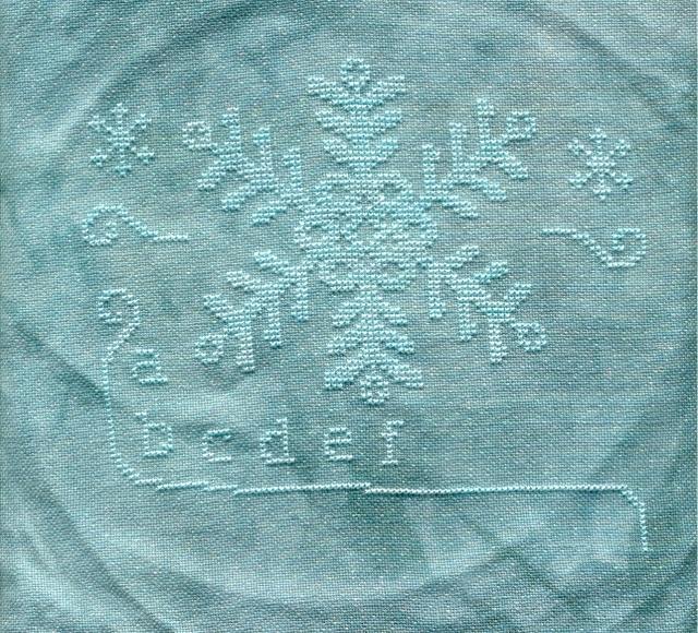 Snowflake by Moonflower Designs
