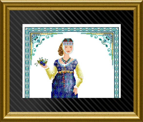Houppelande Chatelaine Costuming Series