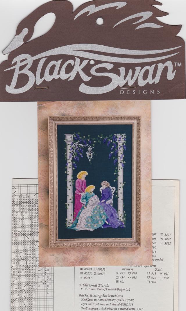Black Swan Designs - Generations: The Locket
